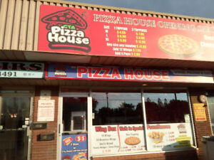 Pizza and Shawarma Store For Sale