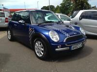 2002 52 Mini One 1.6 Cooper Spec