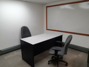 Downtown Office Space Available Immediately