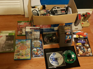 Games and accessories