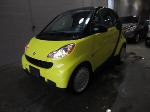 2008 Smart Fortwo Pure / LOW KMS / SERVICE UP TO DATE