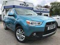 2011 Mitsubishi ASX DI-D 4 Manual Hatchback