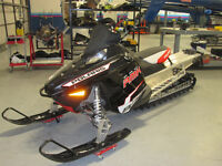 Polaris Pro RMK 163, Low KM
