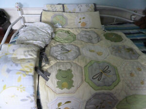 Crib and mattress coverings