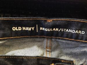 Brand new Old Navy Men's Jeans Tags on