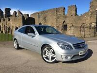 2008 58 Mercedes-Benz CLC 220 CDI auto Sport **Full Leather - FSH**