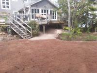 Sod Installation - Landscaping