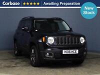2016 JEEP RENEGADE 2.0 Multijet 75th Anniversary 5dr 4WD SUV 5 Seats