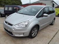 Ford S-MAX 2.0TDCi ( 140ps ) Zetec 7 SEATER DIESEL MPV