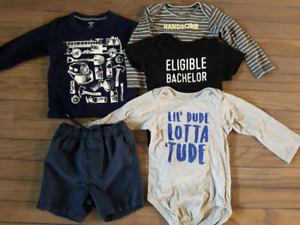 18 Month Boys Clothing