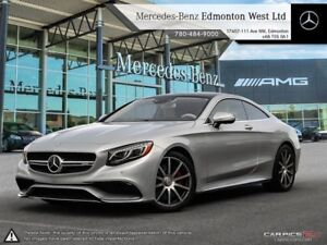 2016 Mercedes-Benz S63 AMG 4MATIC Coupe
