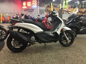 2018 Piaggio BEVERLY 350 ABS