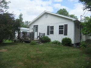 Three bedroom bungalow in city limit