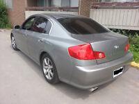 2005 Infiniti G35 3.5 Sedan