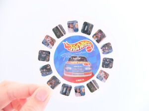 Hot Wheels View Master Reels, Set of 3. Condition like New.