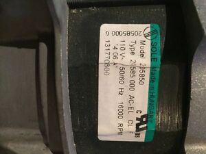 Front load washing machine motor Kawartha Lakes Peterborough Area image 2