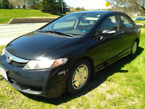 $6,000 takes it! HYBRID, 2009 Honda Civic