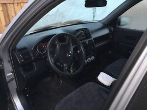 2002 crv AWD valid e test  Cambridge Kitchener Area image 5
