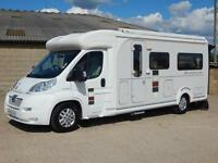 Autocruise STARDREAM, 2008 2 Berth, 3.0D Peugeot, 22k Miles, Hab Check, LOW LINE