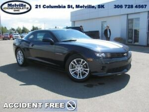 2014 Chevrolet Camaro 1LT  - Certified - Sunroof
