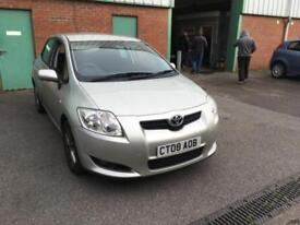 Toyota Auris 1.6 VVT-i TR 1 OWNER FROM NEW,
