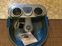 Conair Fitness Foot Soak (was never used)