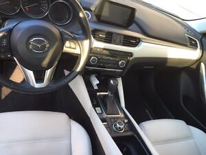 Mazda 6 2015. Mod 2016 - GS  groupe luxe - int cuir blanc