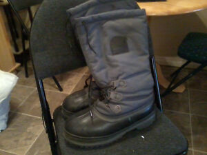 Sorel winter work boots CSA approved