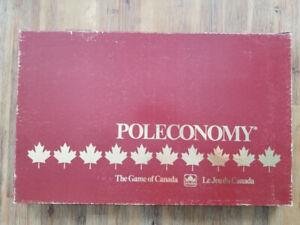 Poleconomy : The Game of Canada / Le Jeu du Canada (1983)