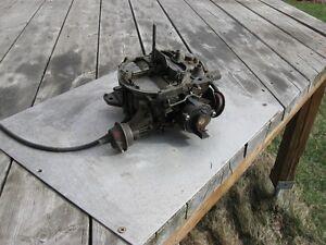 carburateur rochesteur 4 baril