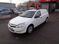 2007 VAUXHALL ASTRA CDTI CLUB VAN - NO VAT !! CAR DERIVED VAN DIESEL