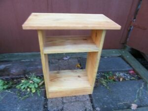 PINE SIDE TABLE - REDUCED!!!!