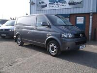 2013 13 VOLKSWAGEN TRANSPORTER T30 HIGHLINE 4MOTION 180BHP 4X4 NOT SPORTLINE !