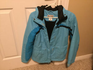 Columbia Girls Winter Jacket - Size 14/16