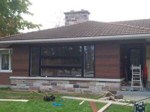Rev tement ext rieur vinyle aluminium canexel bois for Revetement exterieur maison moderne