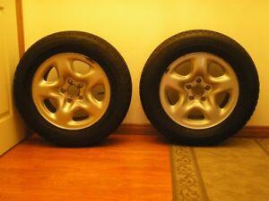 Tire +rim