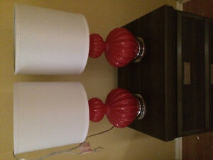 Lampes - Lamps