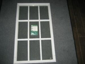 DOOR LITE (GLASS IN FRAME)