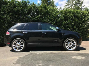 Fully Loaded - 2010 Lincoln MKX Limited