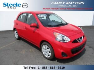 2017 Nissan MICRA SV Own for $89 bi-weekly with $0 down!