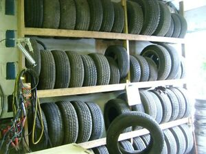 GOOD USED ALL SEASON TIRES,
