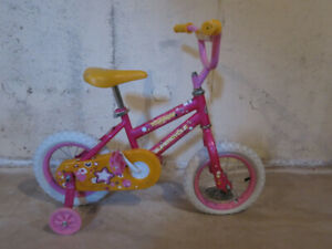 "Girls Bike 12"" Supercycle Pixie Dust"