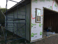 Stucco Repairs / Over Coats and Parging