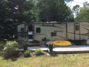 Beautiful Waterfront trailer for sale