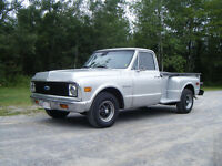 FOR SALE 1971 CHEVY C10