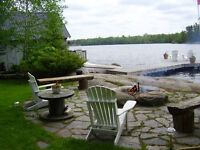 Lakefront cottagefor rent