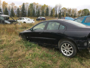 2004 Volvo S60 for parts turbo awd