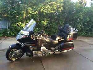 Honda Goldwing GL 1500 Canadian Edition