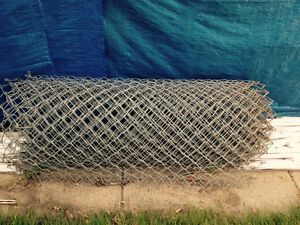 Chain link fence * SOLD PPU