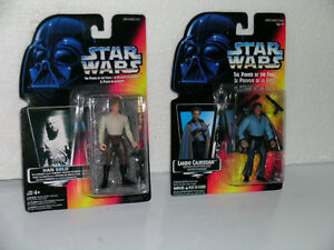 Star Wars Red Card Power of the Force figures Kitchener / Waterloo Kitchener Area image 4